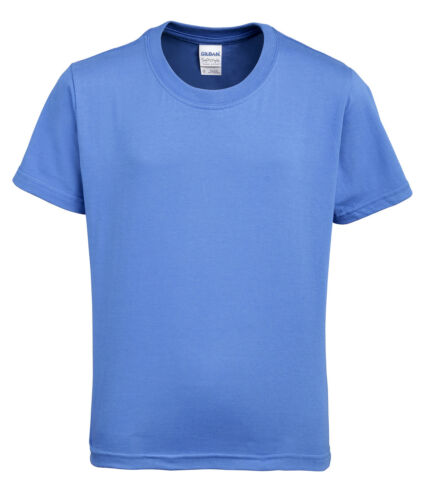 Gildan Softstyle™ Youth Ringspun T-Shirt All Sizes Summer T Shirt Cotton Tee