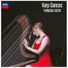 SALZEDO / GRANADOS / ALBENI...-HARP DANCES  CD NEW