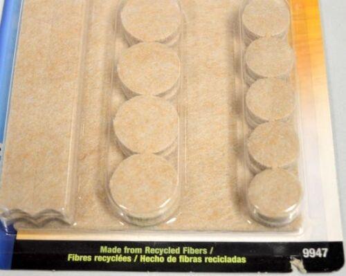 Shepherd #9947 Felt Gard Value Pack-27 Pcs Heavy duty felt pads.