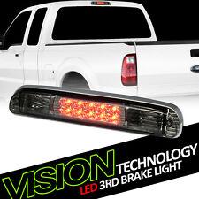 Smoke Tint Led 3Rd Third Stop Brake Lamp Taillight AW 99-16 F250/F350 Superduty