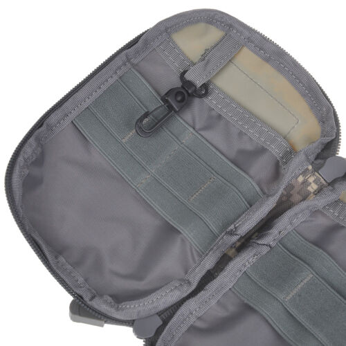 Outdoor Tactical Molle Medical First Aid Edc Pouch Phone Pocket Bag Organizer S/&