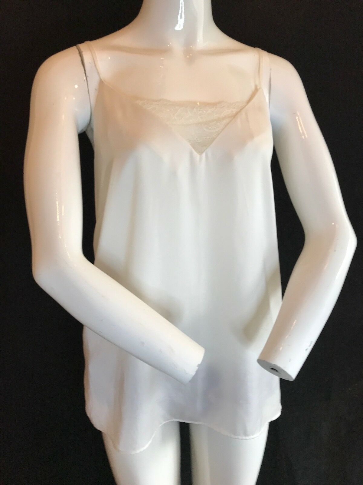BNWT BIBA Beautiful Lace Detail Strappy Camisole Size 18. Gift Idea