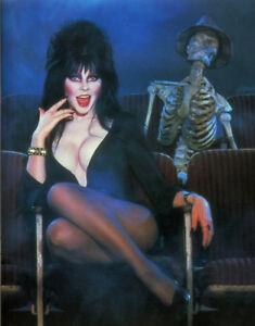 Cassandra-Peterson-aka-Elvira-Mistress-of-the-Dark-UNSIGNED-photograph-N844
