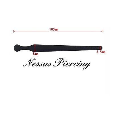 18mm princes wand urethral sound dilator ampallang apadravya piercing 8mm 10mm
