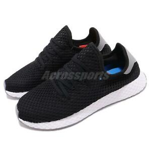 Running Black Adidas B41765 Deerupt Shoes White Men Sneakers Originals Runner nwwYpqfv