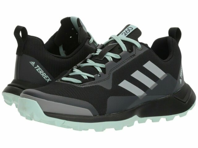 NEW Adidas Women's Terrex CMTK Outdoor Traction Black Mint Trail Shoes Pick Size