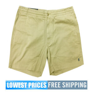 Polo-Ralph-Lauren-Men-039-s-NWT-Classic-Fit-Boating-Khaki-Shorts-MSRP-54-99-Free-SH