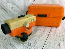 Transit Level Cm24 Automatic Level 24x Scope Can Measure Engineering