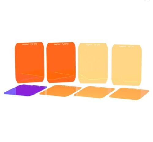 Color maggels Magmod geles de avanzada para el sistema de flash maggel modificador