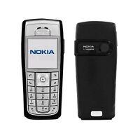 NOKIA 6230i Country Black Silver Schwarz Handy - Ohne Vertrag