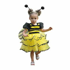 Image is loading Travis-Baby-Bumble-Bee-Kids-Childrens-Book-Week-  sc 1 st  eBay & Travis Baby Bumble Bee Kids Childrens Book Week Fancy Dress Costume ...