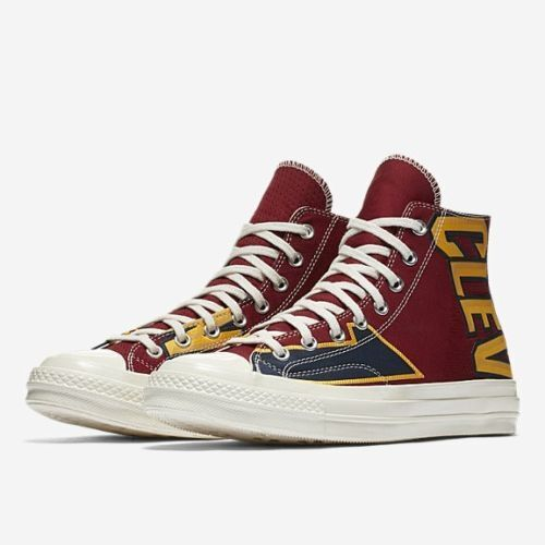 Converse Chuck Taylor 70 Gameday Cleveland Cavaliers Hi Tops 10.5  161 250 New