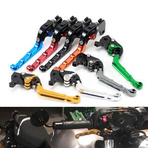 Retro Folding Brake Clutch Levers For YAMAHA XV 125 250 400 500 750 1100 VIRAGO