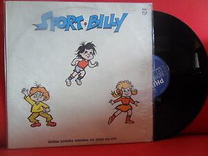 SPORT-BILLY-Soundtrack-TV-Series-LP-UNPLAYED-PORTUGAL-Armando-Gama-ex-TANTRA