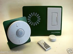 Lutron Radio Powr Savr Maestro Demo Kit Dimmer Occupancy