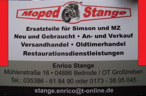 Motor Getriebe Schrauben SET Motorgehäuse Gehäuse Simson Schwalbe KR51//1