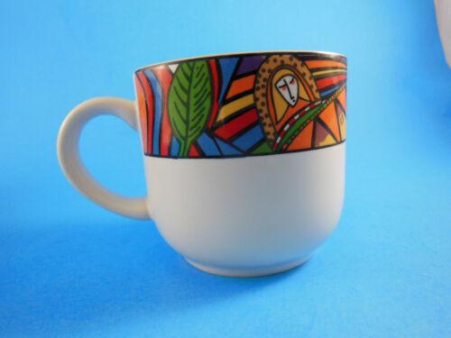 VITROMASTER Metropolitan Cup Stoneware Art Deco Mug