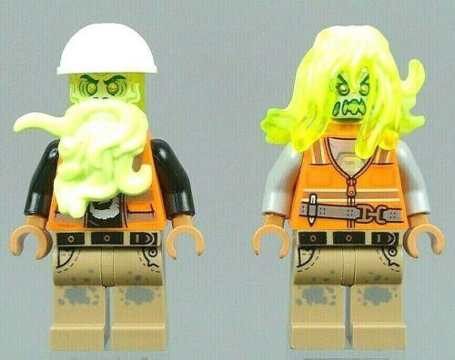 Lego 70423 Hidden Side Paranormal Intercept Bus 3000 Choose Your Minifigure