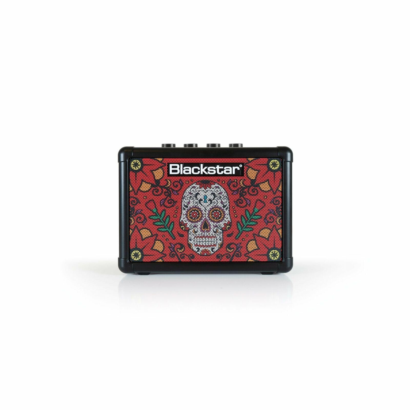 Blackstar Fly 3 Sugar Skull Mini Amp Limited Edition v2