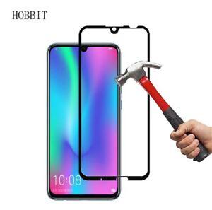 más Screen protección de vidrio tempered Glass pantalla vidrio película protectora Huawei p Smart