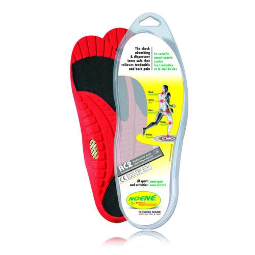 Noene Atlas Carbon Ricambio Unisex Sport Scarpe Piede Arco Supporto Soletta