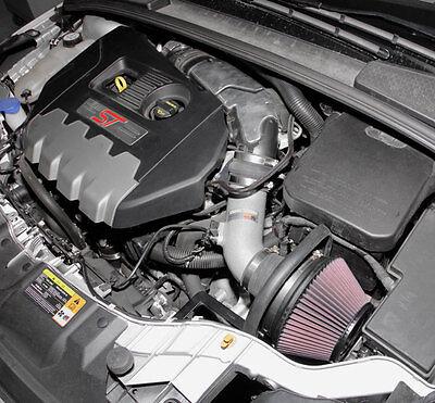 K/&N Typhoon Air Intake System Fits 2013-2018 Mazda 3 2.0L