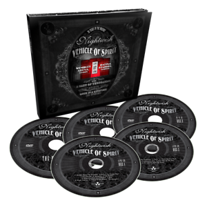 Nightwish-Vehicle-of-Spirit-2-cd-3-dvd-set-LIMTED-EDITION