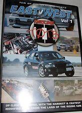 East V West Vol. 1 Redline TOTB DVD Modified Cars Motors