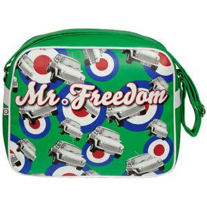 Tempo Donna Tasca Unica Flgn Mini Libero Bags Borsa Tracolla Mr Allover Freedom Uq7xFFO