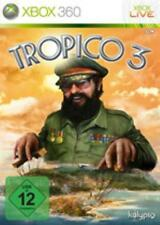 XBOX 360 TROPICO 3 Best of  NEU