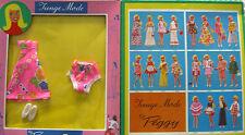 für PEGGY von PLASTY 5753 aus 1974 echt - Vintage Clone Petra Peggy Doll AIRFIX