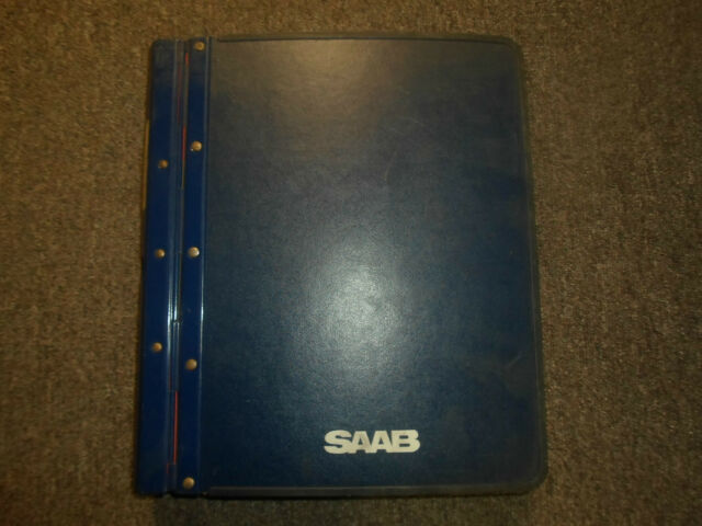 1987 88 90 1991 Saab 9000 Fault Tracing Electrical System Service Repair Manual