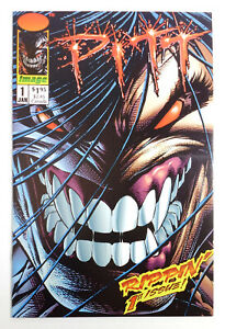 PITT-1-Rippin-1st-Issue-NM-1993-IMAGE-COMICS
