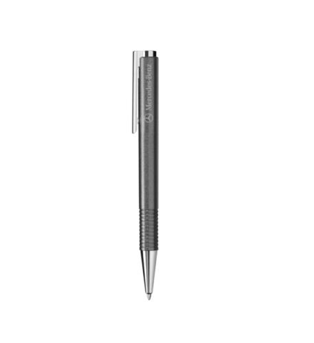 Genuine Mercedes Benz Classic Silver Ballpoint Pen