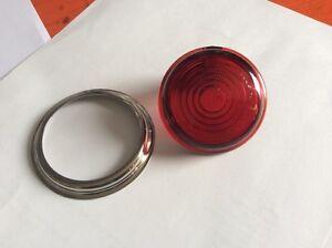 Lucas style L488 Orange glass lens
