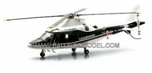 Model Helicopter Agusta Aw 109 Carabinieri Scale 1:43 aircraft vehicles New