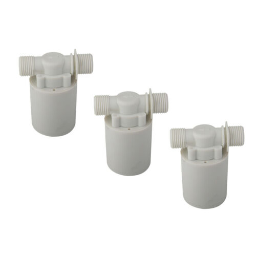 3x 1//2/'/' Automatic Water Level Control Valve Water Tower Water Tank Float Valve