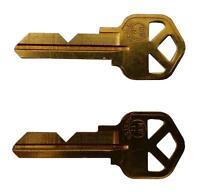 Foley Belsaw Key Machine Alingment Set-up Keys, Free Shipping