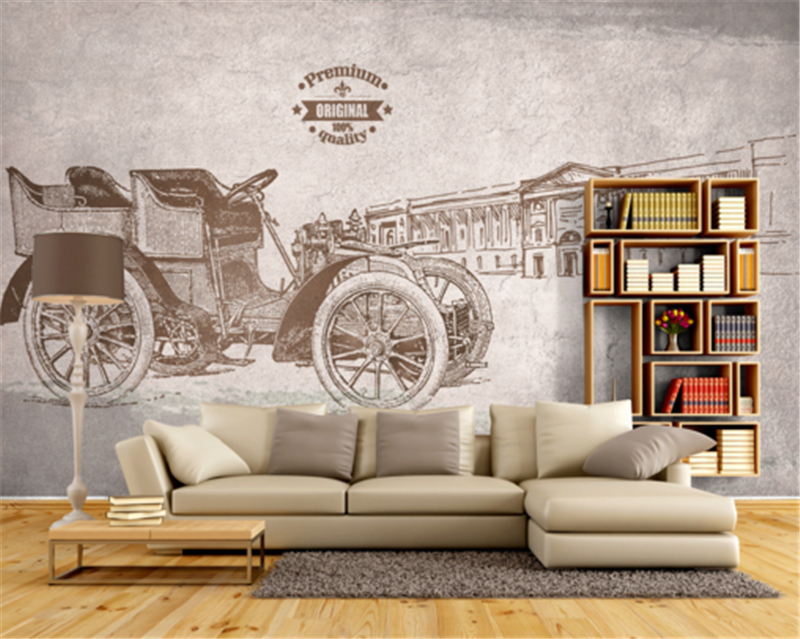 3D Carriage Palaces 8 Wallpaper Mural Paper Wall Print Wallpaper Murals UK Carly