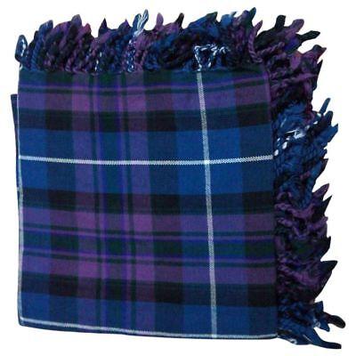 """Efficiente Kilt Fly Plaid Pride Of Scotland Tartan/onore Della Scozia Kilt Fly Plaid 48""""x48""""- Con Il Miglior Servizio"""