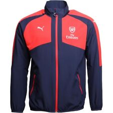 Puma AFC Mens Fan T7 Track Jacket 2018-19 Zip Up Top Pomegranate 754139 17 A87A