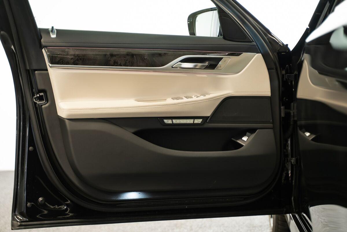 BMW 730d aut.