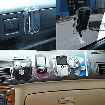 Colorful Magic Sticky Pad Anti Slip Mat Non Slip Car Dashboard for Cell Phone