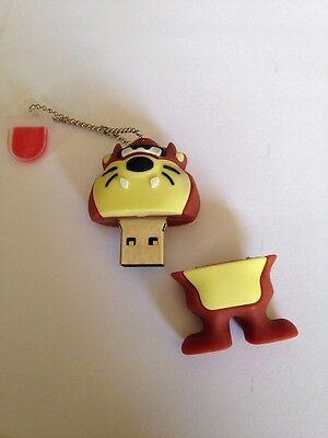 USB Flash Drive 8GB Tasmanian Monster Pen Drive UK SELLER usb 8 gb Cartoon