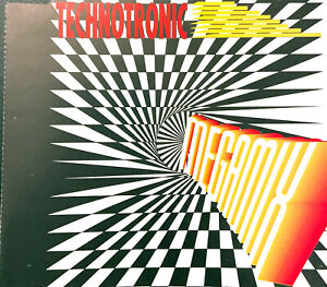 Technotronic-Maxi-CD-Megamix-Germany-M-VG