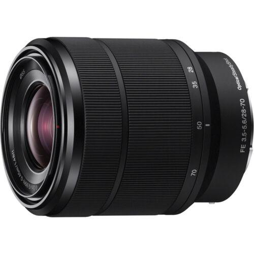 Sony sel fe 28-70 mm OSS lente para Alpha 7 nuevo negro bulk