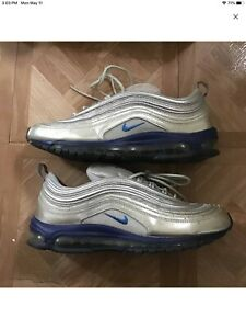 Nike-Air-Max-97-Obsidian-Silver-Size-11-5-Worn