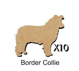 10 Border Collie MDF découpes Porte-clés-enjoliver 5 Tailles Trou dogw 089-ishing 5 Sizes Hole DOGW089afficher le titre d`origine tLKjkUVj-07191732-575798922