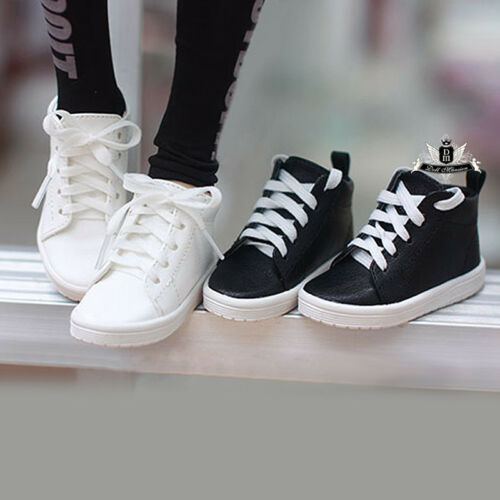 1//4 BJD Shoes MSD Dollfie Black Sneaker sport shoes MID DOD AOD LUTS SOOM EID DZ