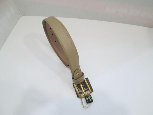 """"""" Renza """" Cintura Donna Cm 87 - Col. Beige Prezzo Pazzesco"""